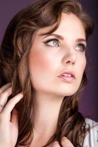 Brisbane model Sarah Louise